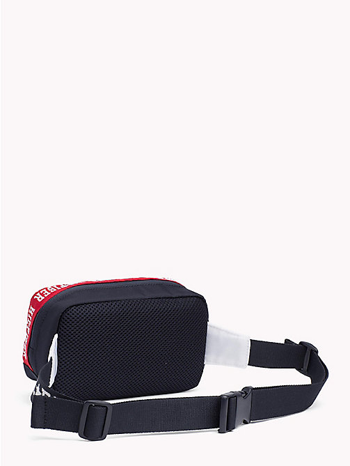 TOMMY HILFIGER Kids' Sporty Bum Bag - CORPORATE - TOMMY HILFIGER Shoes & Accessories - detail image 1