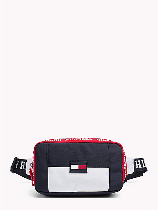 TOMMY HILFIGER Kids' Sporty Bum Bag - CORPORATE - TOMMY HILFIGER Shoes & Accessories - main image