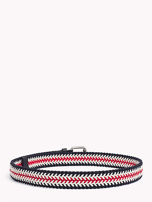 TOMMY JEANS Plaited Belt - CORPORATE - TOMMY JEANS Bags & Accessories - detail image 1