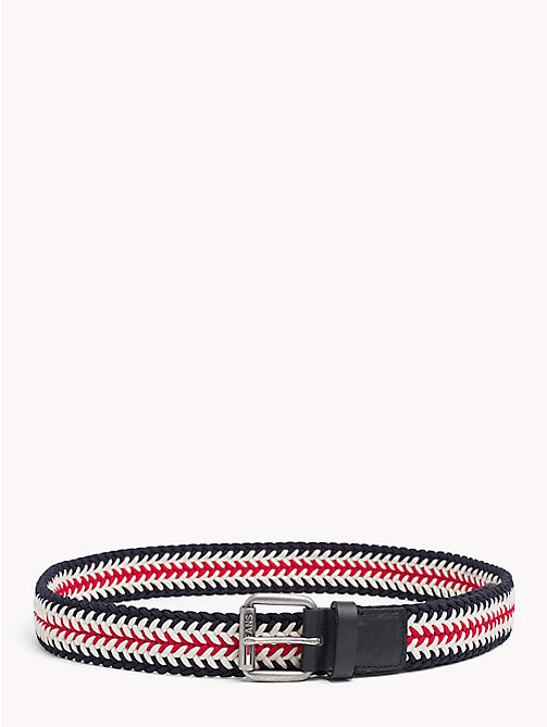 TOMMY JEANS Plaited Belt - CORPORATE - TOMMY JEANS Belts - main image