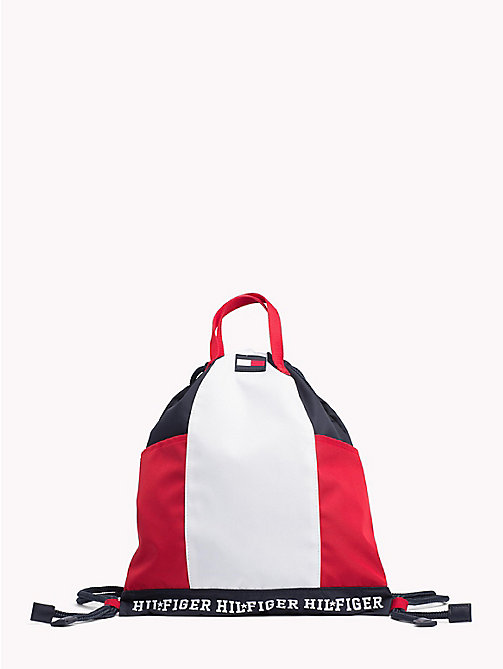 TOMMY HILFIGER Kids' Drawstring Sports Backpack - CORPORATE - TOMMY HILFIGER Bags & Accessories - main image
