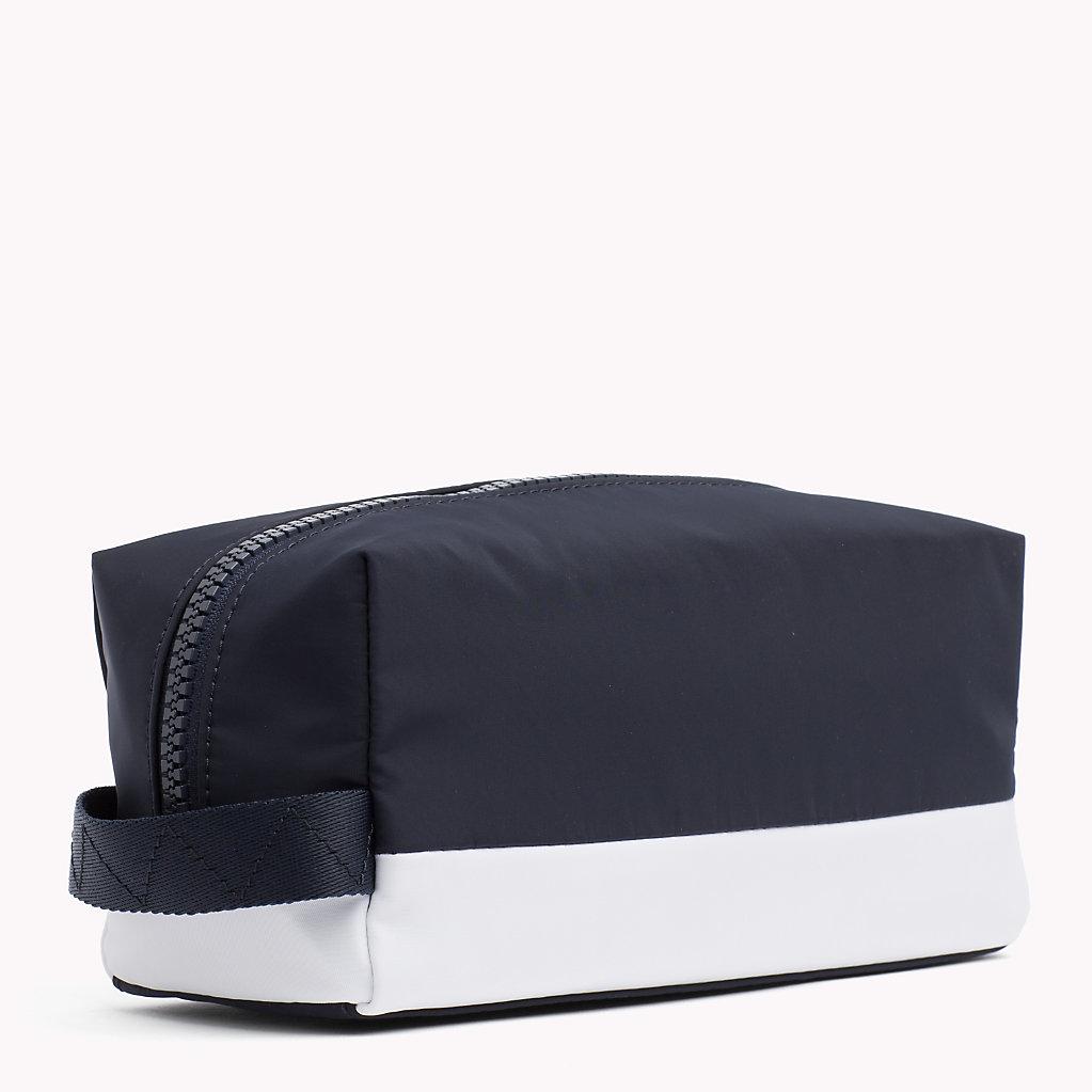 Tommy Hilfiger Trousse de toilette Escape colour-block zippée cFva4tJ