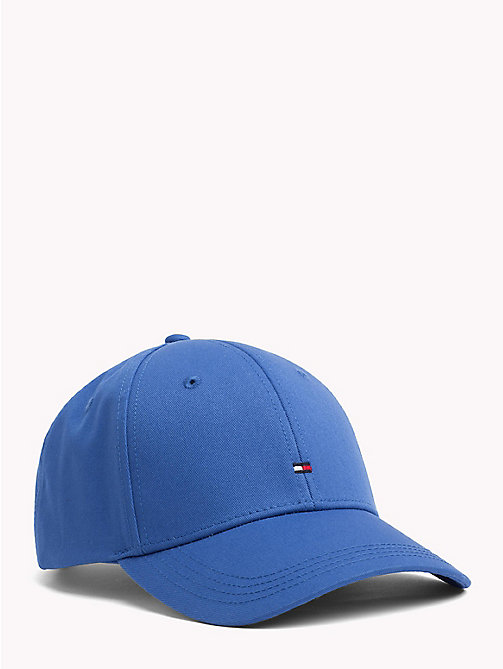 TOMMY HILFIGER Baseball Cap - STRONG BLUE - TOMMY HILFIGER Bags & Accessories - main image