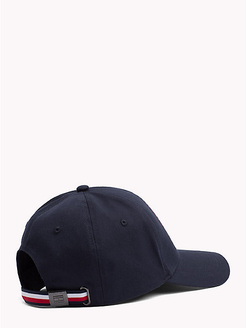 TOMMY HILFIGER Logo Badge Cap - TOMMY NAVY - TOMMY HILFIGER Bags & Accessories - detail image 1