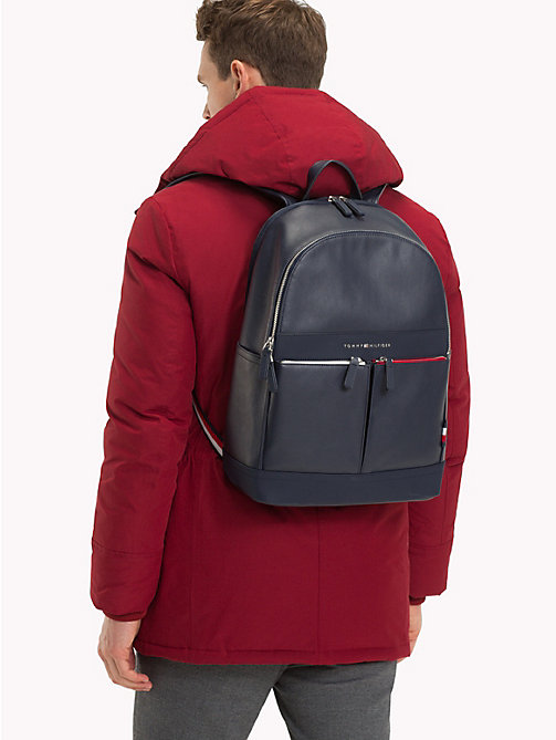 TOMMY HILFIGER TH City Backpack - TOMMY NAVY - TOMMY HILFIGER Backpacks - detail image 1