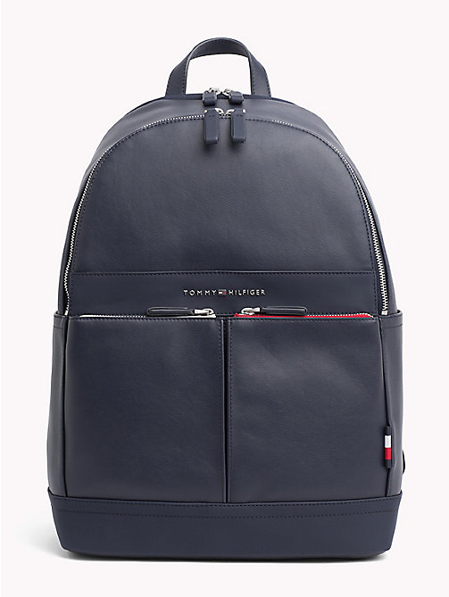 TOMMY HILFIGER TH City Backpack - TOMMY NAVY - TOMMY HILFIGER Backpacks - main image