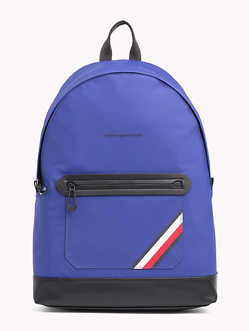 TOMMY HILFIGER Easy Stripe Backpack - SODALITE BLUE - TOMMY HILFIGER Backpacks - main image