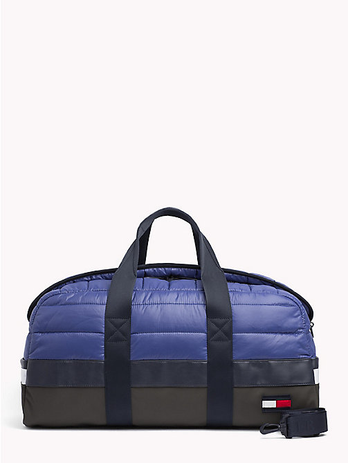 TOMMY HILFIGER City Trek Duffle Bag - BLUE MIX - TOMMY HILFIGER NEW IN - main image
