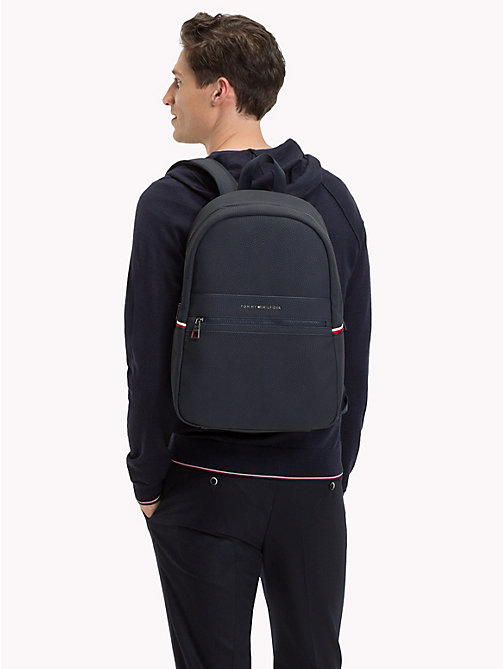 TOMMY HILFIGER Essential Minimalist Backpack - TOMMY NAVY - TOMMY HILFIGER NEW IN - detail image 1