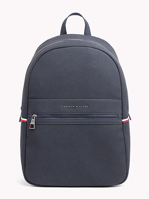 TOMMY HILFIGER Essential Minimalist Backpack - TOMMY NAVY - TOMMY HILFIGER NEW IN - main image