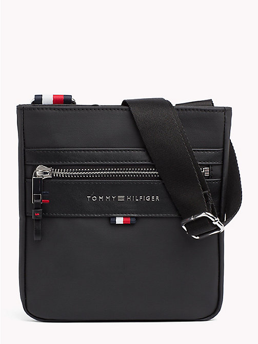 TOMMY HILFIGER Elevated Crossbody Bag - BLACK - TOMMY HILFIGER Crossbody Bags - main image