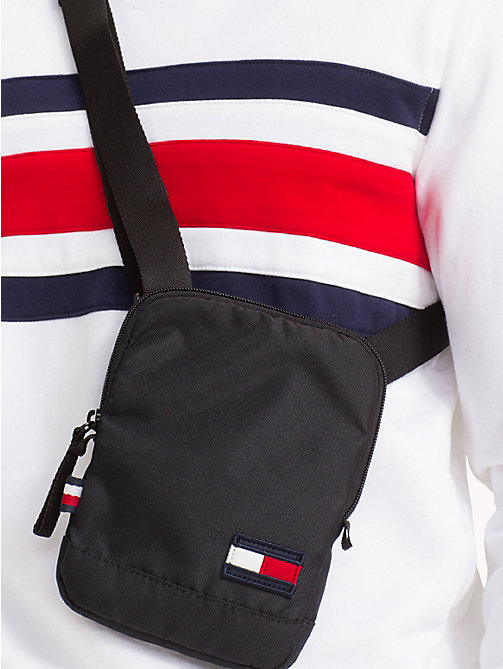 TOMMY HILFIGER Tommy Core Crossover Bag - BLACK - TOMMY HILFIGER Crossbody Bags - detail image 1