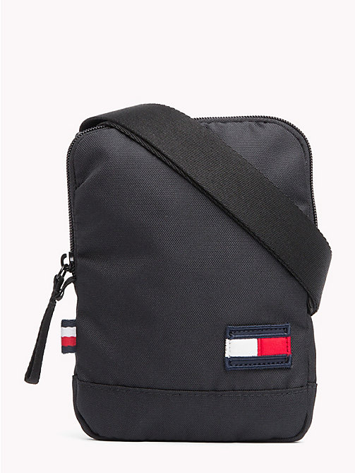 TOMMY HILFIGER Tommy Core Crossover Bag - BLACK - TOMMY HILFIGER Crossbody Bags - main image