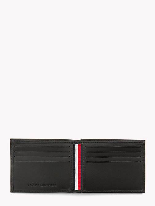 TOMMY HILFIGER Elevated Textured Cardholder - TOMMY NAVY - TOMMY HILFIGER Wallets & Keyrings - detail image 1