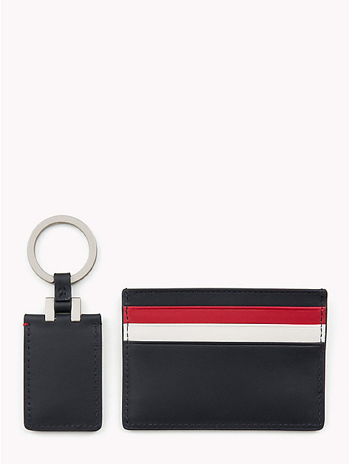 TOMMY HILFIGER Signature Cardholder and Key Fob - CORPORATE - TOMMY HILFIGER Bags & Accessories - detail image 1