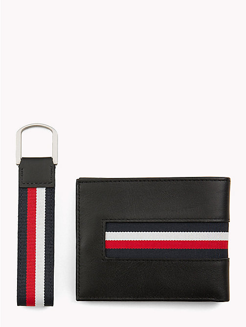 TOMMY HILFIGER Signature Key Fob and Wallet - CORPORATE - TOMMY HILFIGER NEW IN - detail image 1