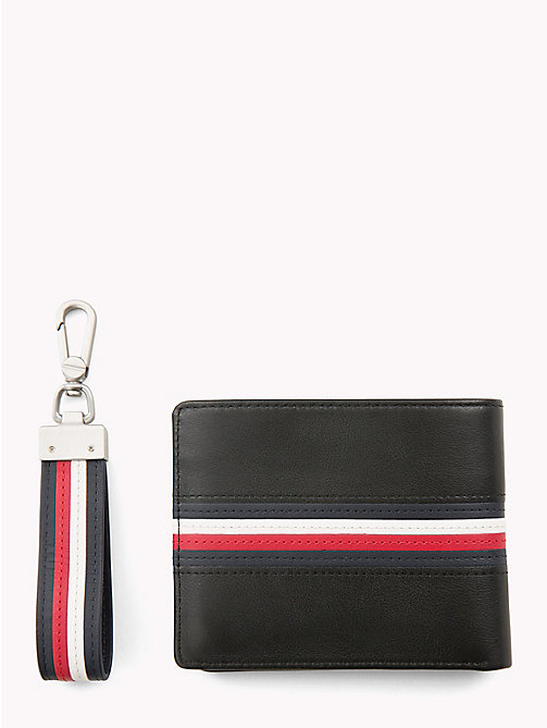 TOMMY HILFIGER 3-in-1 Wallet, Cardholder and Key Fob Set - CORPORATE - TOMMY HILFIGER Bags & Accessories - detail image 1