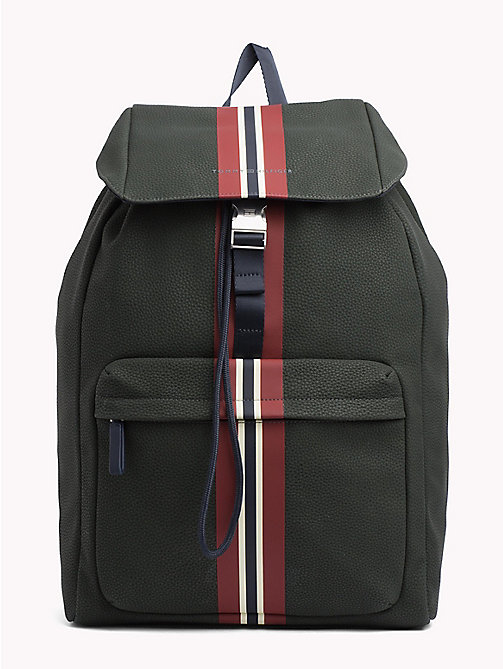 TOMMY HILFIGER Tommy Tape Backpack - ROSIN - TOMMY HILFIGER NEW IN - main image