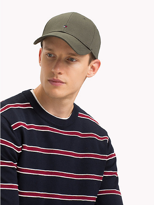 TOMMY HILFIGER Classic Baseball Cap - ROSIN - TOMMY HILFIGER Hats - detail image 1