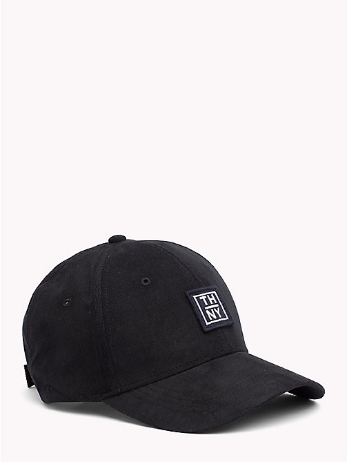 TOMMY HILFIGER Cappellino NYC Tommy Hilfiger - BLACK - TOMMY HILFIGER Cappelli - immagine principale