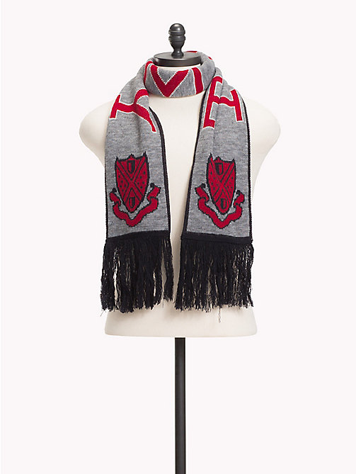 TOMMY HILFIGER Football Scarf - CORPORATE - TOMMY HILFIGER Scarves - main image