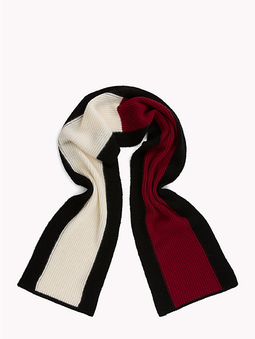TOMMY HILFIGER Luxury Flag Scarf - CORPORATE - TOMMY HILFIGER Bags & Accessories - detail image 1