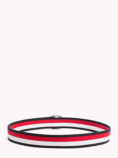 TOMMY HILFIGER Signature Webbing Belt - CORPORATE - TOMMY HILFIGER Belts - detail image 1