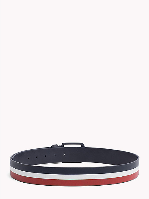 TOMMY JEANS Modern Buckle Leather Belt - CORPORATE - TOMMY JEANS Bags & Accessories - detail image 1
