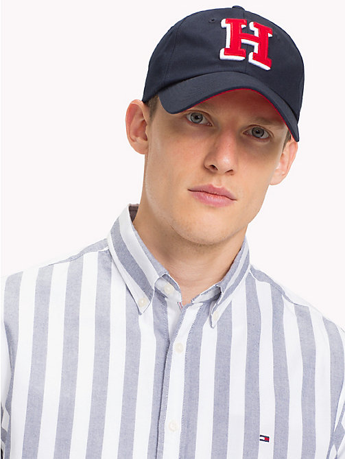 TOMMY HILFIGER Monogram Cap - TOMMY NAVY - TOMMY HILFIGER NEW IN - detail image 1