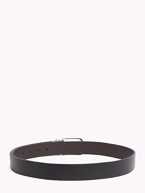 TOMMY HILFIGER Reversible Gift Box Belt - BLACK/ TESTA DI MORO - TOMMY HILFIGER NEW IN - detail image 1