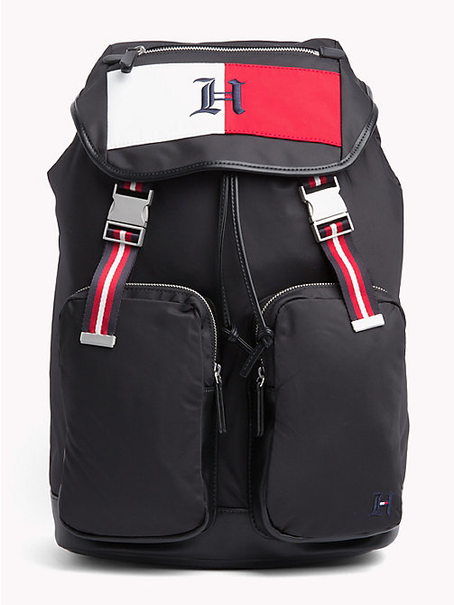 TOMMY HILFIGER Lewis Hamilton Backpack - BLACK - TOMMY HILFIGER Bags & Accessories - main image
