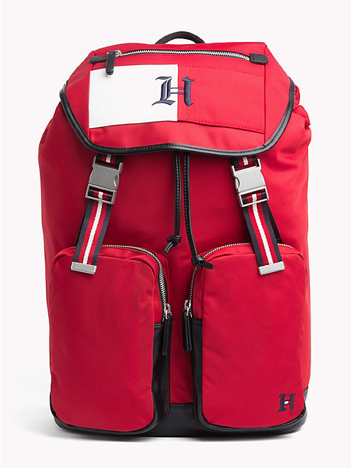 TOMMY HILFIGER Lewis Hamilton Backpack - TOMMY RED - TOMMY HILFIGER Bags & Accessories - main image