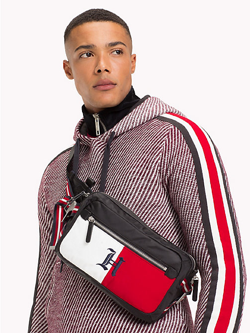 TOMMY HILFIGER Lewis Hamilton Fanny Pack - BLACK - TOMMY HILFIGER TOMMY NOW MEN - detail image 1