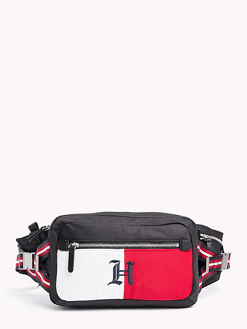 TOMMY HILFIGER Lewis Hamilton Fanny Pack - BLACK -  TOMMY NOW MEN - main image