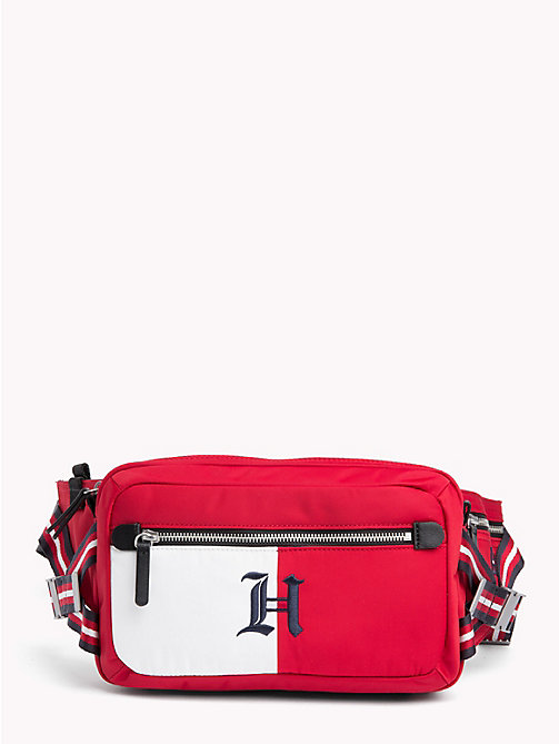 TOMMY HILFIGER Lewis Hamilton Bumbag - TOMMY RED - TOMMY HILFIGER TOMMY NOW MEN - main image
