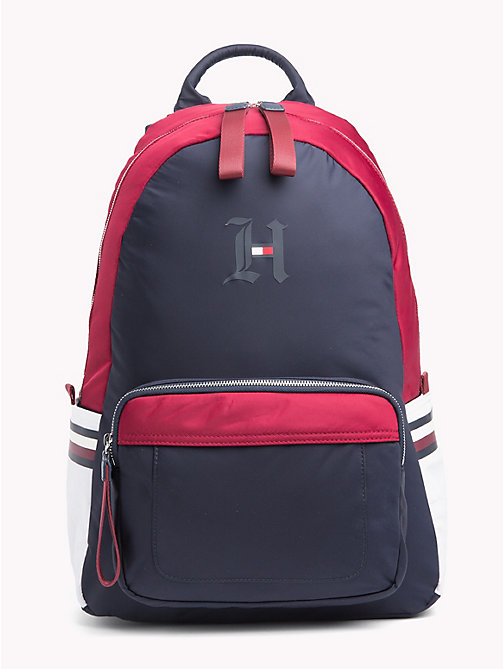 TOMMY HILFIGER Lewis Hamilton Sport Backpack - BLUE MIX - TOMMY HILFIGER TOMMY NOW MEN - main image