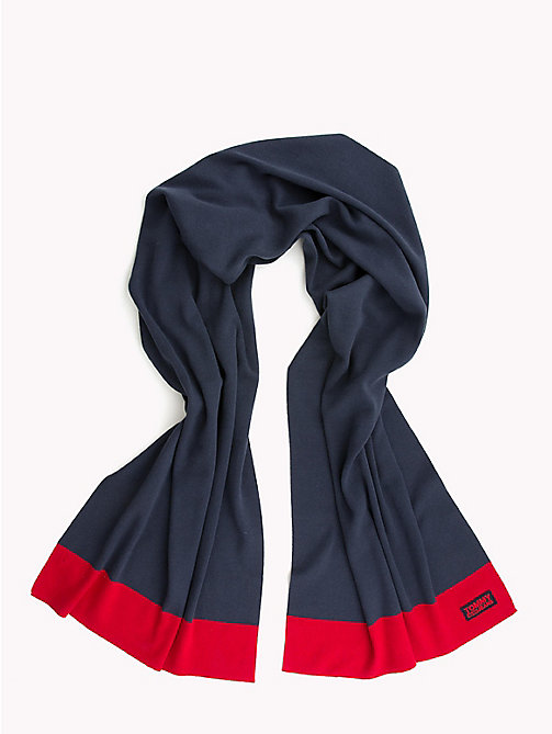 TOMMY JEANS Tommy Jeans Logo Scarf and Beanie Set - CORPORATE - TOMMY JEANS Scarves - detail image 1