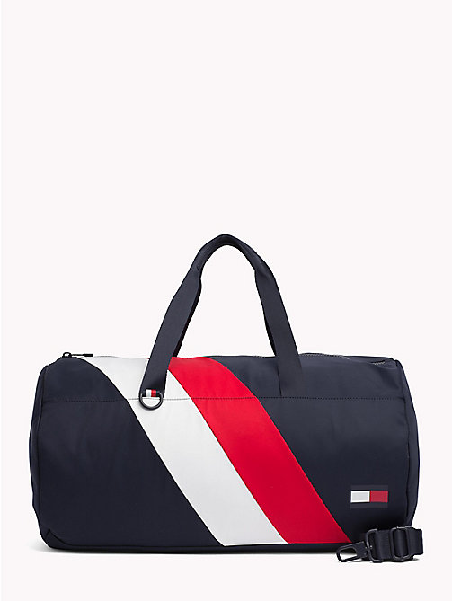 TOMMY HILFIGER Chevron Duffle Bag - CORPORATE - TOMMY HILFIGER Duffle Bags - main image