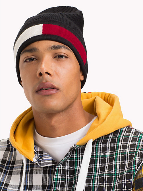 TOMMY HILFIGER Lewis Hamilton Slouchy Beanie - CORPORATE - TOMMY HILFIGER Taschen & Accessoires - main image 1