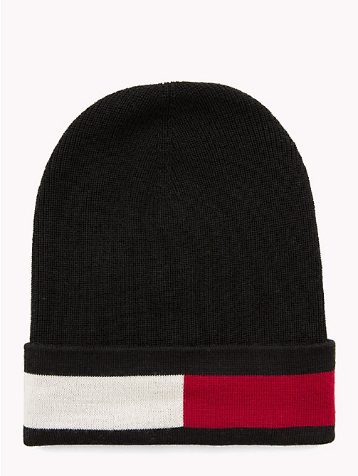 TOMMY HILFIGER Lewis Hamilton Slouchy Beanie - CORPORATE - TOMMY HILFIGER Taschen & Accessoires - main image