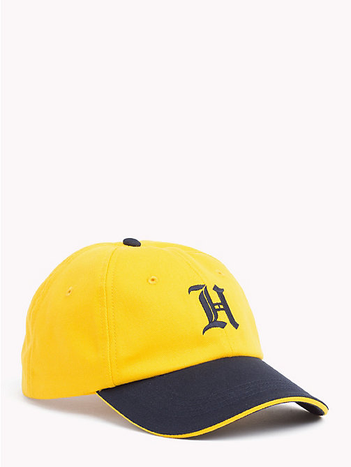 TOMMY HILFIGER Lewis Hamilton Baseball Cap - GOLDEN YELLOW - TOMMY HILFIGER Bags & Accessories - main image