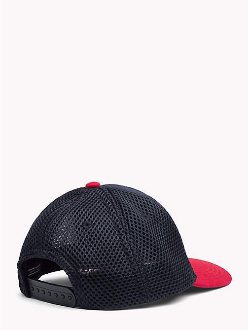 TOMMY HILFIGER Kids' Flag Trucker Cap - CORPORATE - TOMMY HILFIGER Shoes & Accessories - detail image 1