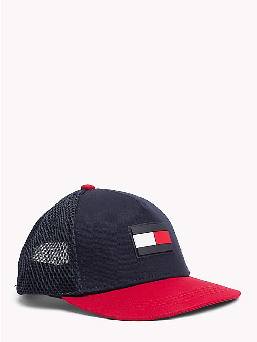 TOMMY HILFIGER Kids' Flag Trucker Cap - CORPORATE - TOMMY HILFIGER Shoes & Accessories - main image