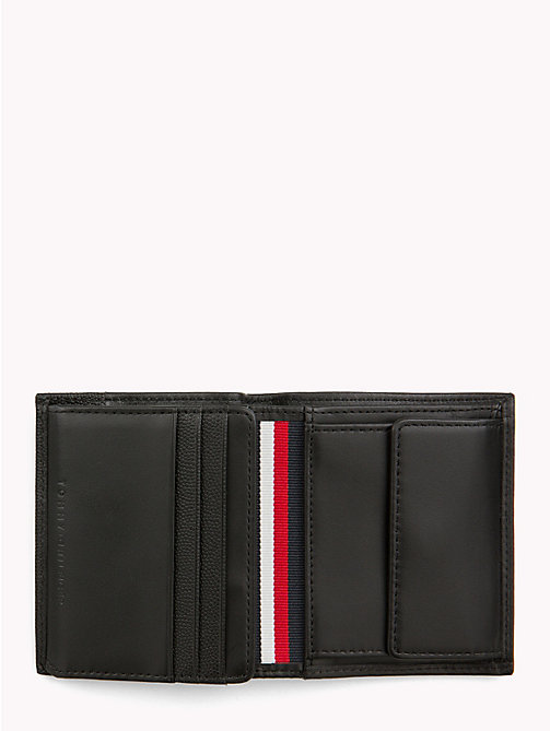 TOMMY HILFIGER TH Business Trifold Wallet - BLACK - TOMMY HILFIGER NEW IN - detail image 1