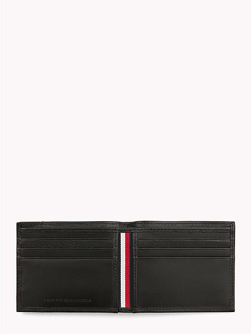 TOMMY HILFIGER TH Business Small Wallet - BLACK - TOMMY HILFIGER NEW IN - detail image 1