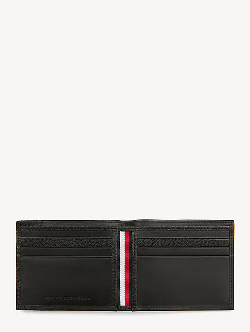 TOMMY HILFIGER TH Business Small Wallet - BLACK - TOMMY HILFIGER Something Special - detail image 1