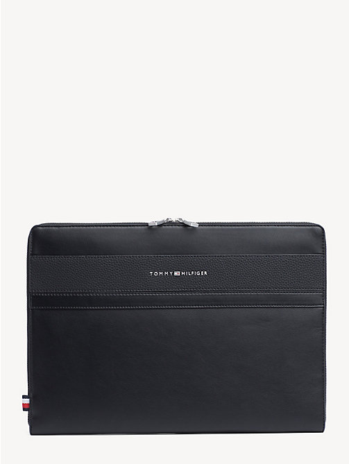TOMMY HILFIGER TH Business Computer Organiser - BLACK - TOMMY HILFIGER NEW IN - main image