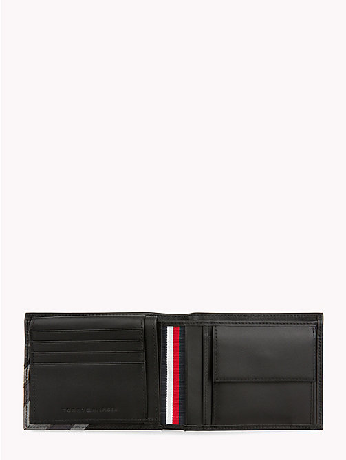 TOMMY HILFIGER Edge Stripe Wallet - BLACK - TOMMY HILFIGER NEW IN - detail image 1