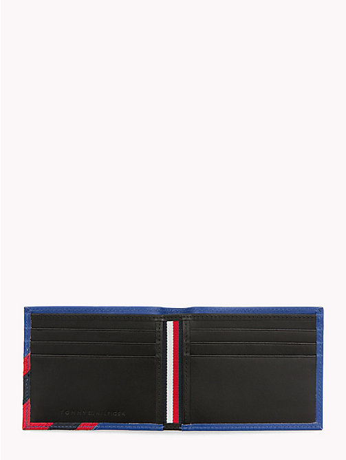 TOMMY HILFIGER Small Edge Stripe Cardholder Wallet - SURF THE WEB - TOMMY HILFIGER NEW IN - detail image 1