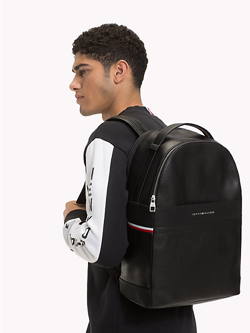 TOMMY HILFIGER TH Business Backpack - BLACK - TOMMY HILFIGER NEW IN - detail image 1